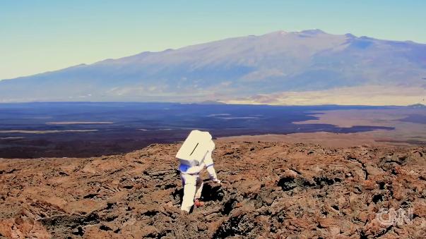 Se han ralizado experimentos para saber si el cerebro humano aguantaría una misión espacial a Marte.
