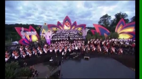 Orquesta Filarmónica Infanto Juvenil del Perú