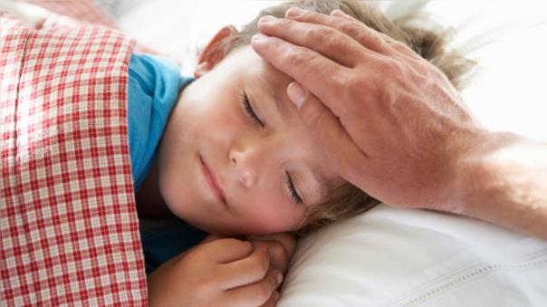 El uso del sentido común es básico para determinar si el síndrome febril es uno de los síntomas de un mal más complicado que un simple resfrío..