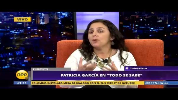 Patricia Salas dijo que la reingeniería que impulsará en todo el sistema de salud permitará superar la actual situación.
