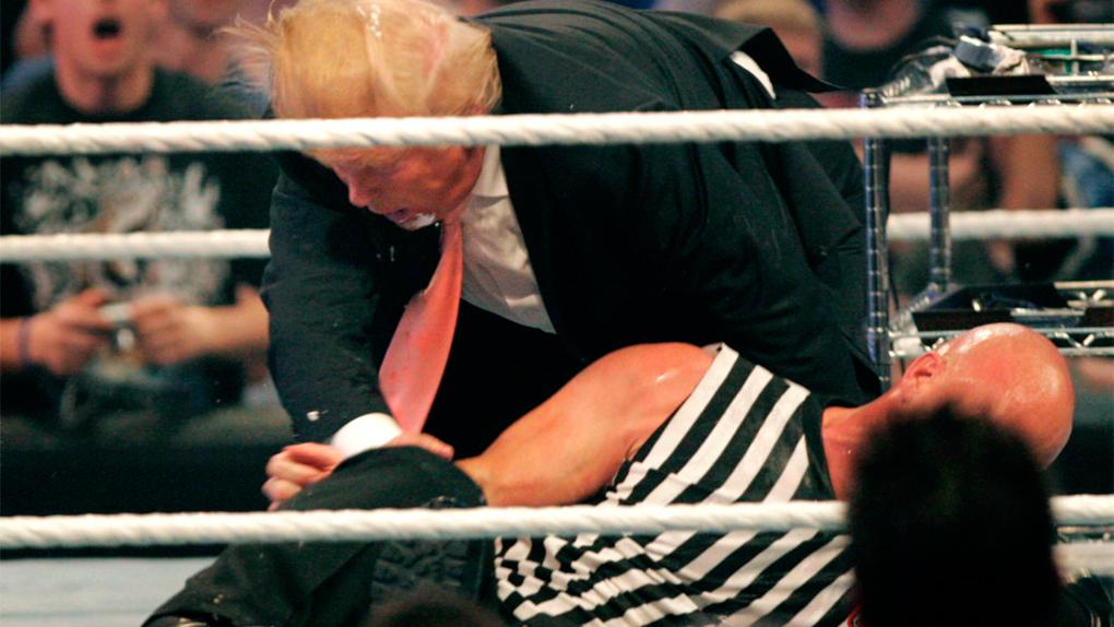Donald Trump ganó la 'Batalla de los Multimillonarios', pero no salió ileso.