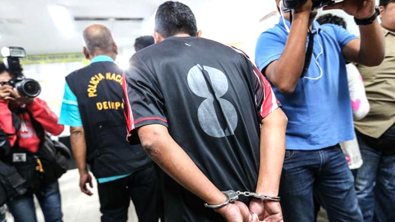 El ministro del Interior, Carlos Basombrío, dijo que en dos años se busca acabar con las bandas de crimen organizado.