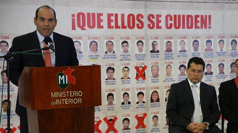 El premier Fernando Zavala resaltó el trabajo de inteligencia de la Policía Nacional para llevar a cabo los megaoperativos.