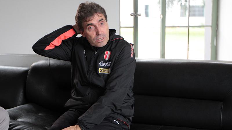 Néstor Bonillo acompañó a Ricardo Gareca en su etapa como DT de Universitario (2007).