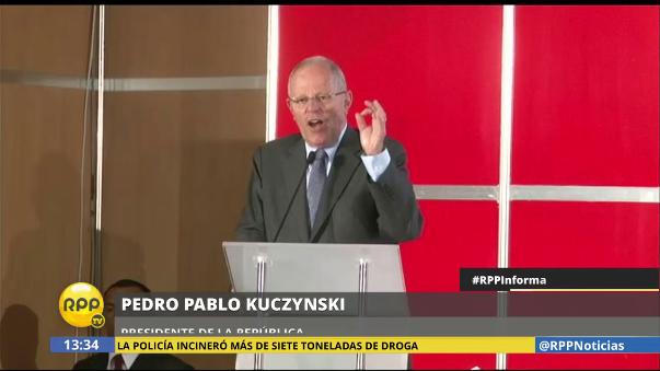 El presidente de la República, Pedro Pablo Kuczynski, dijo que ya es hora de cerrar el Sistema Nacional de Inversión Pública (SNIP) al considerar que no ha evolucionado desde su creación hace 16 años.
