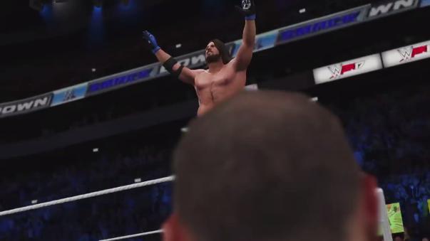 Insisito, AJ Styles merece más.