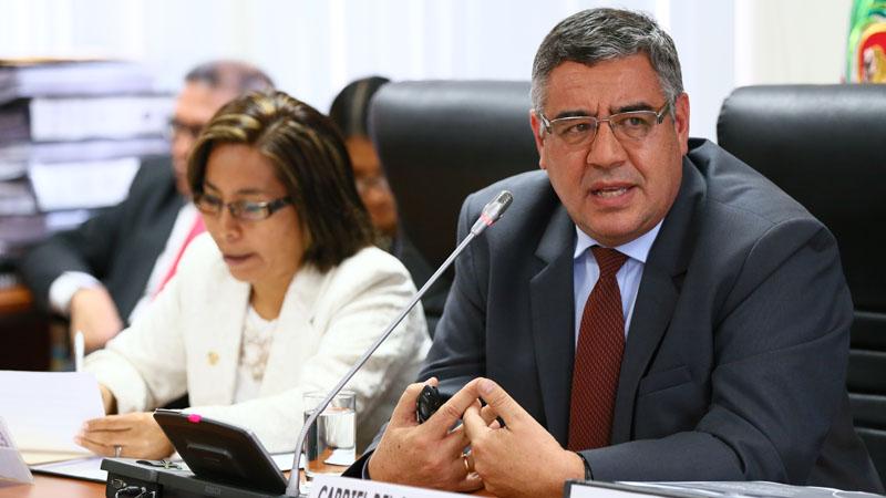 Del Castillo Mory dijo que ha recibido un Essalud con un organigrama hipertrofiado, burocrático e ineficiente
