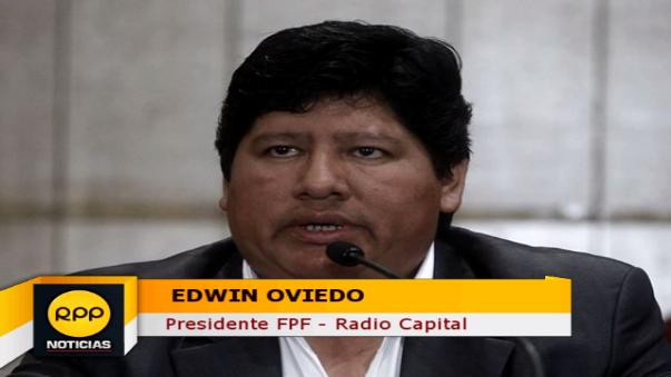 Edwin Oviedo también hizo un balance del trabajo del DT argentino.