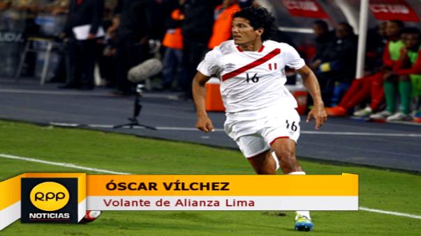 Óscar Vílchez no juega con la Selección Peruana desde la Copa América Centenario.