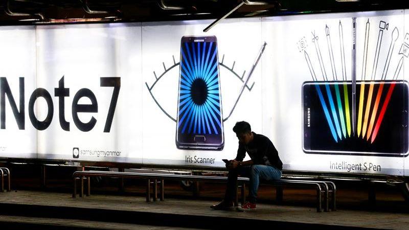 Samsung calcula que el impacto será de unos 2.200 millones de dólares para el cuarto trimestre de 2016 (octubre-diciembre).