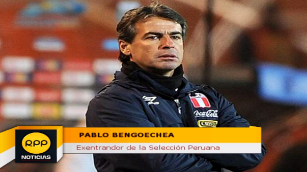 Pablo Bengoechea conversó con el panel de Fútbol Como Cancha de RPP Noticias.