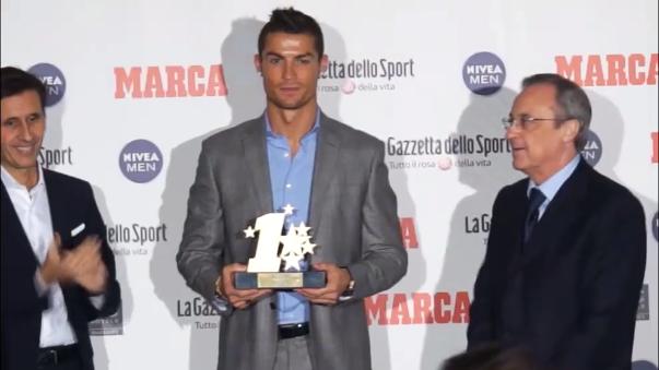 Cristiano Ronaldo marcó 16 goles, en la última edición de la UEFA Champions League.