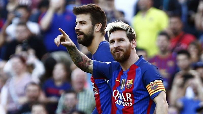 La próxima fecha Barcelona jugará ante el Valencia (sábado 22).