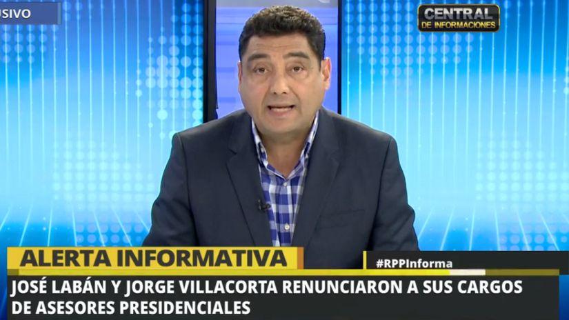 José Villacorta explicó así su renuncia a ser asesor de Pedro Pablo Kuczynski.