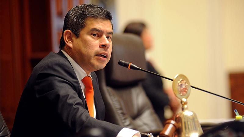 Luis Galarreta dijo que ha habido una pésima elección de los asesores del presidente Kuczynski