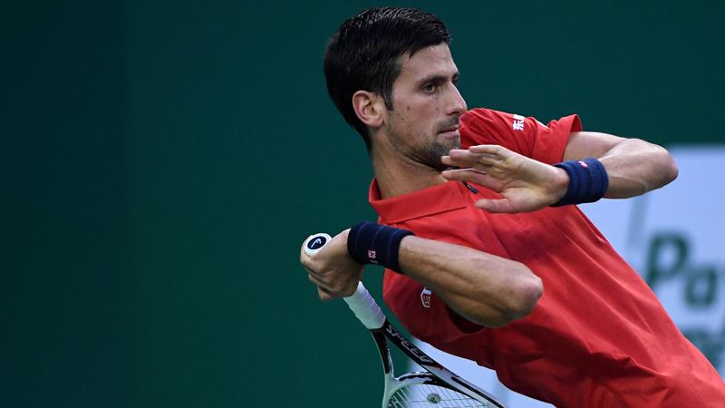 Novak Djokovic ha ganado 12 títulos individuales de Grand Slam.