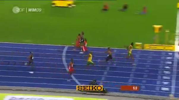 Usan Bolt gana el oro en los 100 m en Río 2016.