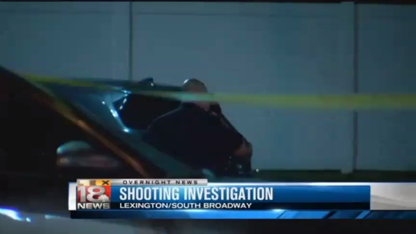 Medios locales apuntan que Gay no se encontraba en ninguno de los vehículos que protagonizaron el tiroteo.