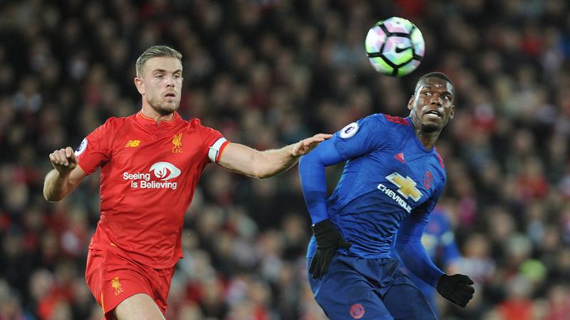 La próxima fecha Liverpool enfrentará al West Bromwich (sábado 22 - 11:30 a.m.), mientras que Manchester United jugará al día siguiente ante Chelsea (10:00 a.m.).