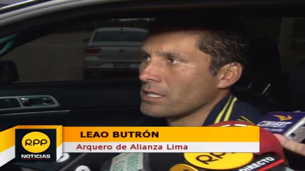 Leao Butrón fue la figura en el duelo entre Alianza Lima y Sport Huancayo.