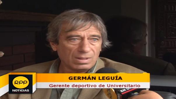 Germán Leguía dio la noticia en exclusiva a RPP.