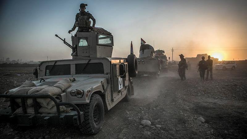Las fuerzas conjuntas iraquíes y kurdas también lograron liberar en la primera jornada de ofensiva contra Mosul un total de nueve aldeas al noreste de la ciudad.