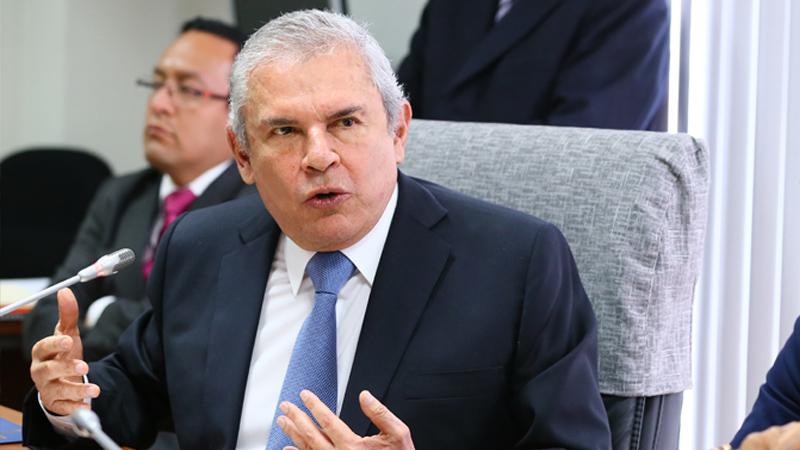 El alcalde de Lima asistió a la Comisión de Educación, Juventud y Deporte del Congreso