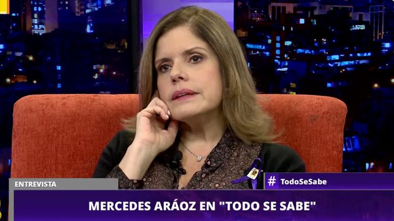 Mercedes Aráoz reconoció que algunas demandas de las comunidades son legítimas.