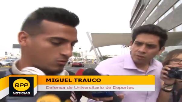Miguel Trauco jugará en un nuevo puesto ante Alianza Atlético de Sullana.