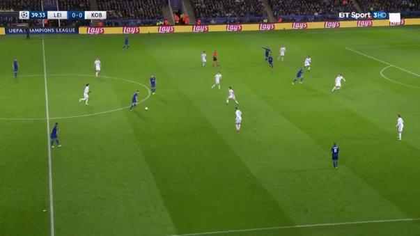Leicester lidera el grupo G de la Champions League por encima del Porto, Copenhague y Brujas.