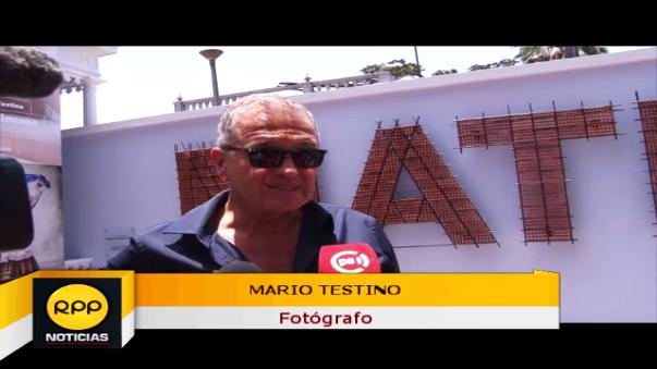 Mario Testino confirma nuevo proyecto social a favor de la niñez
