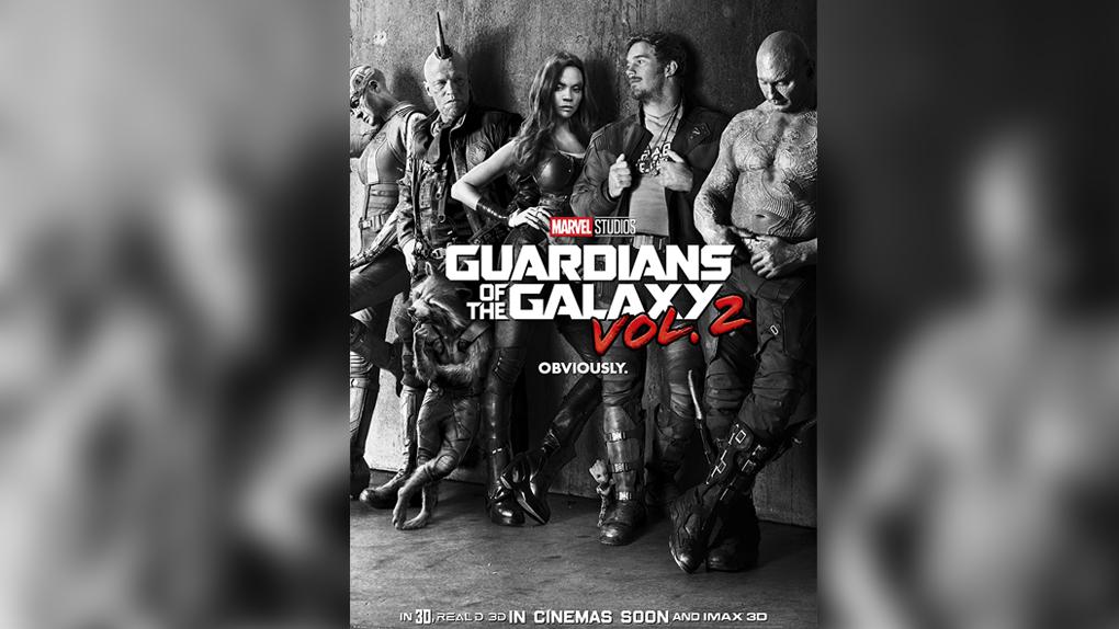 Trailer de los Guardianes de la Galaxia, esta vez, en su Vol.2. muestra al singular grupo, enfrentando un nuevo reto.