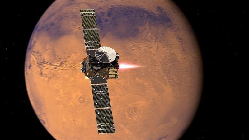 La ESA dijo que la entrada en la parte alta de la atmósfera se produjo como estaba previsto.
