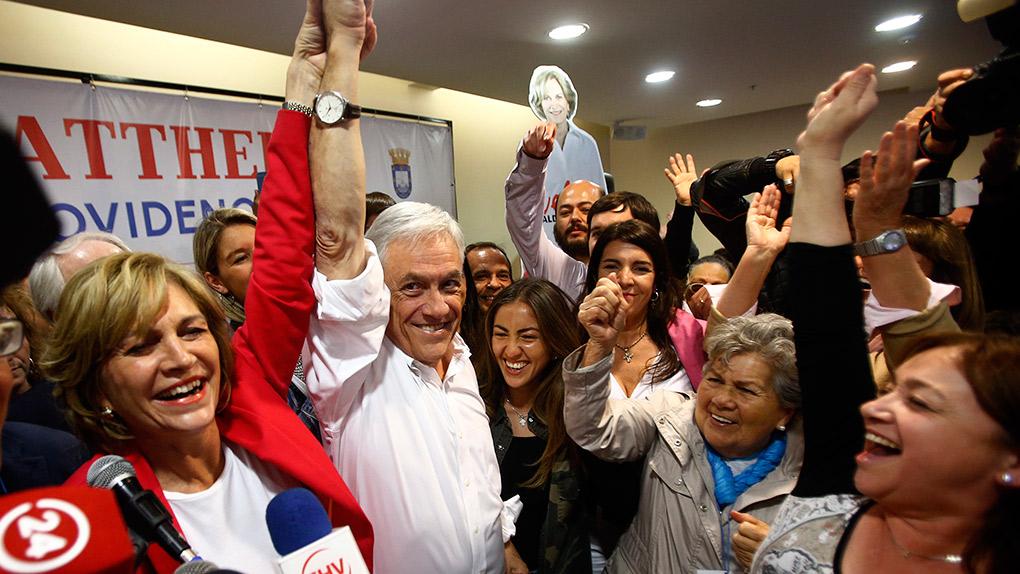 La derecha triunfó el fin de semana en Chile.