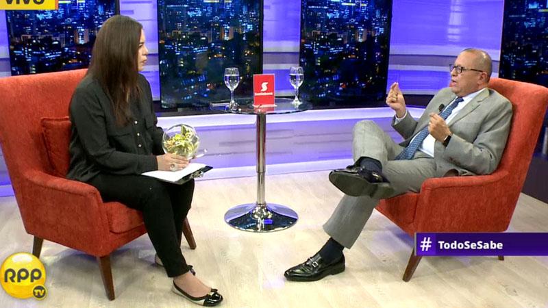 Gonzalo Tamayo habla sobre Petroperú, la Refinería de Talara y el oleoducto norperuano.