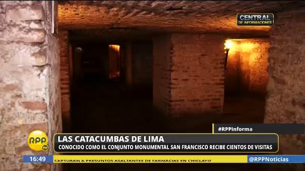 Museo de las Catacumbas