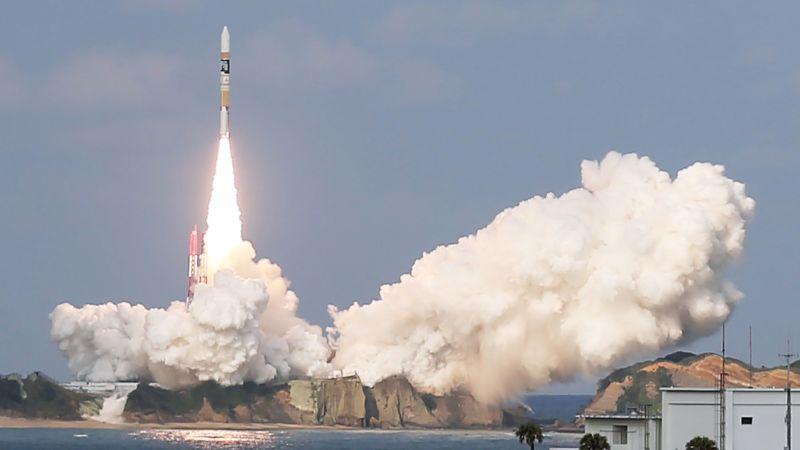 JAXA sustituirá al Himawari 8 a partir del año 2022.