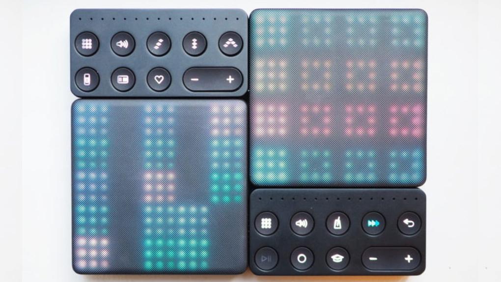 Los blocks pueden ser usados de manera conjunta para crear armonías musicales.
