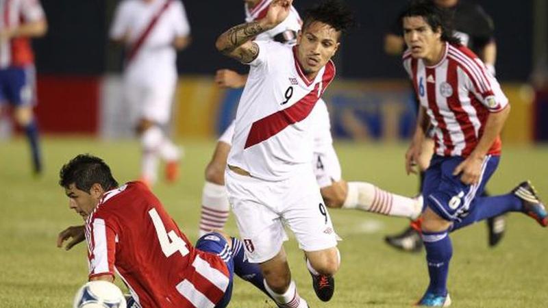 Paolo Guerrero llegó a Flamengo tras la Copa América de Chile 2015.