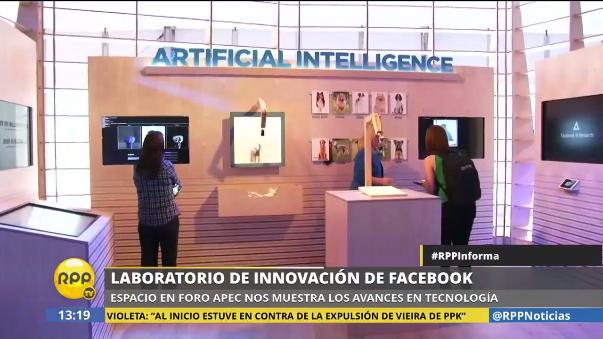 La inteligencia artificial de los robots serán expuestos en APEC.