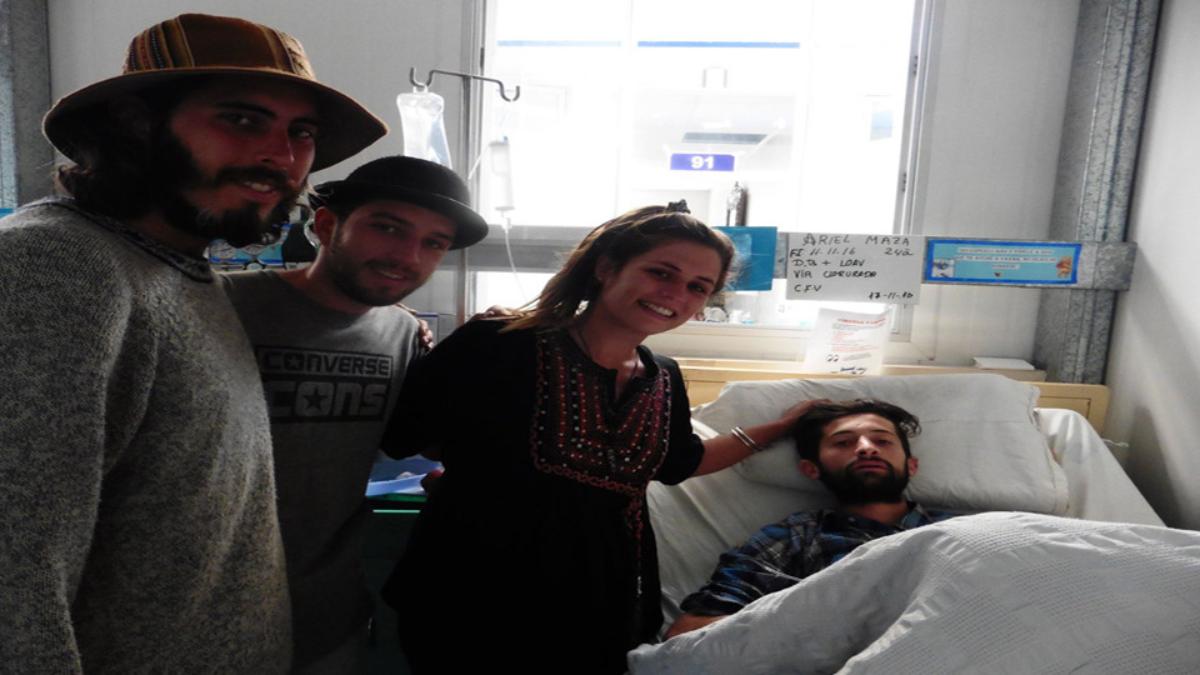 Joven argentino que sufrió accidente en Urcos se encuentra estable - RPP Noticias