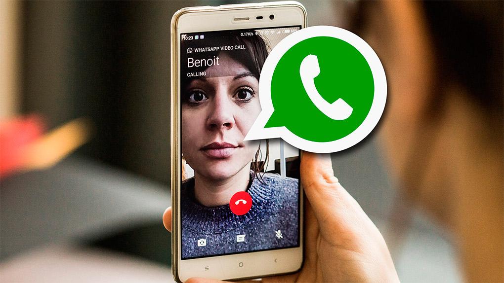 Así funcionan las videollamadas en WhatsApp.