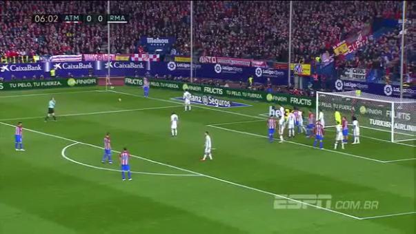 Revive aquí los tres goles del portugués.