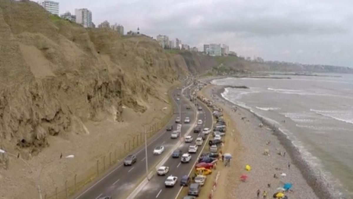 Miguel Estrada, científico peruano, explicó el impacto de un posible tsunami en Lima.
