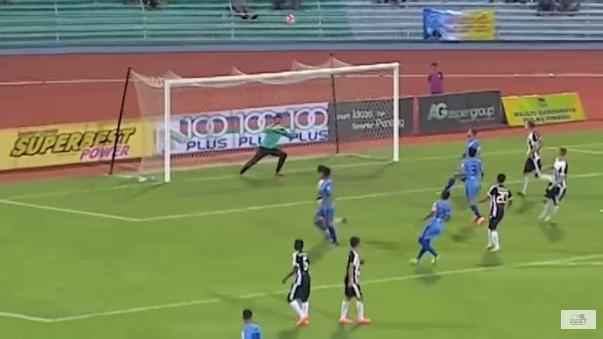 Mohd Faiz Subri (MAS) -16.02.2016 - Penang-Pahang, Superliga Malasia.