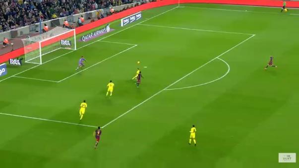 Neymar (BRA) -08.11.2015 - Barcelona-Villarreal, LaLiga.
