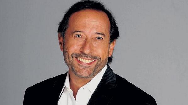 Guillermo Francella llegará este martes a Lima.