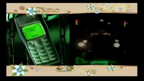 Un comercial antiguo de Nokia en la India.