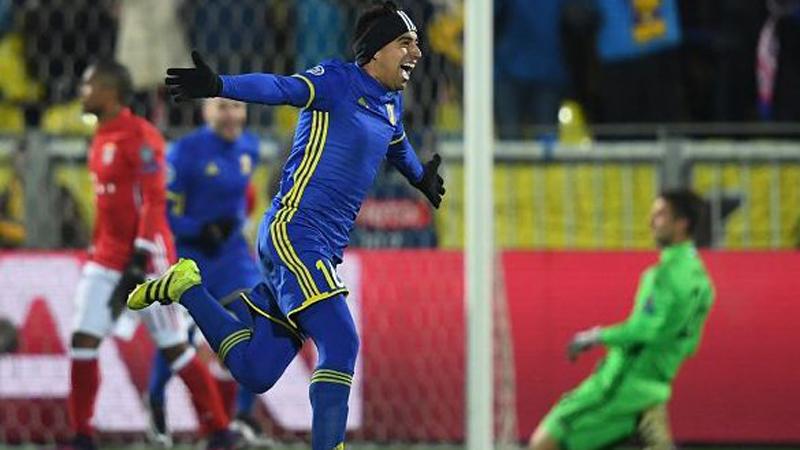 Rostov es tercero en el grupo D con 4 puntos.