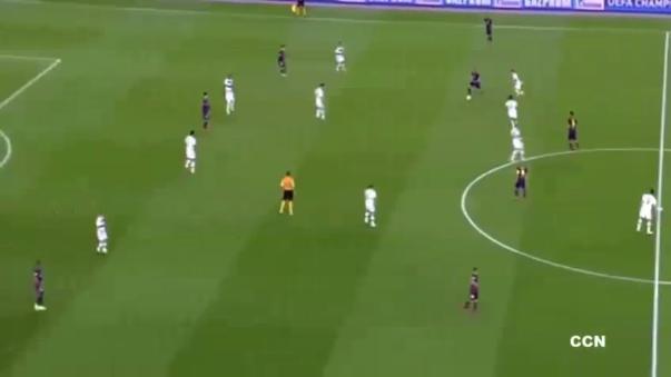 Aquí revive el gol de Messi el 6 de mayo de 2015, en el Camp Nou. Barcelona acabó ganando 3-0 al Bayern Munich.